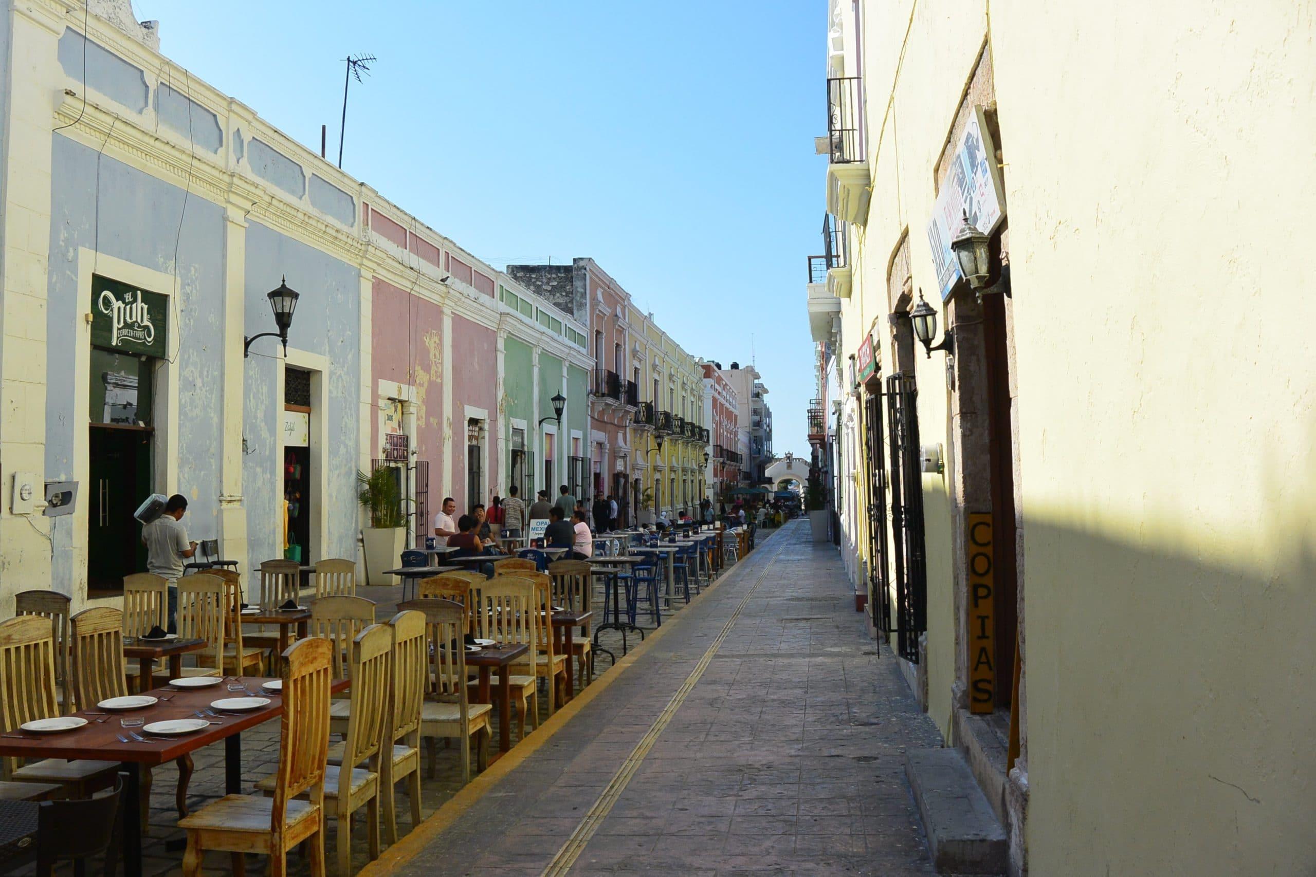 Campeche Calle 12 con 57