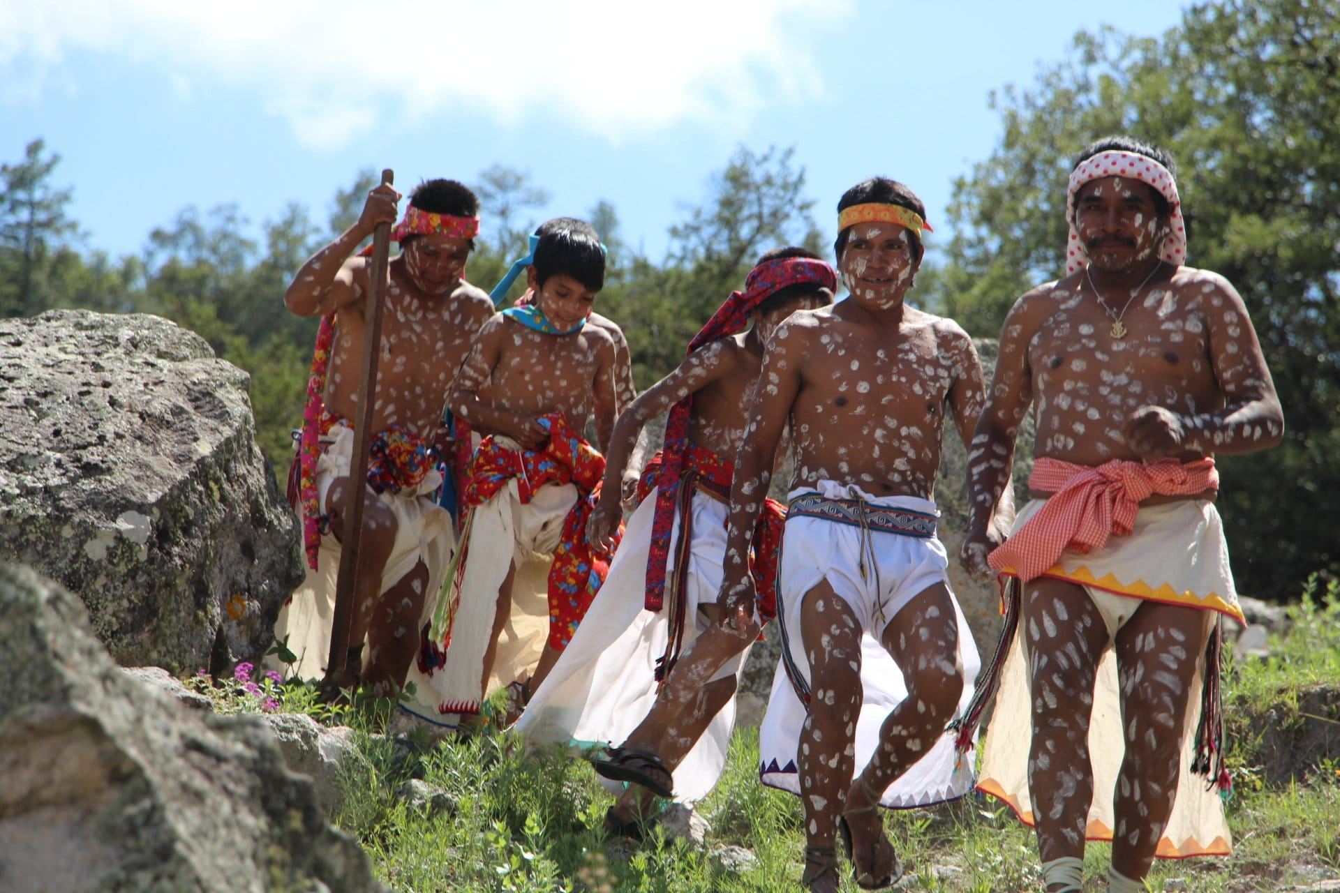 Tarahumaras Papajichi Filmacion 17 y 18 julio 2014